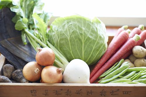 なにわの伝統野菜