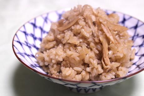 松茸ごはん、大阪、天王寺、健康、野菜、和食、料理教室、健彩青果、大畑千弦、レシピ
