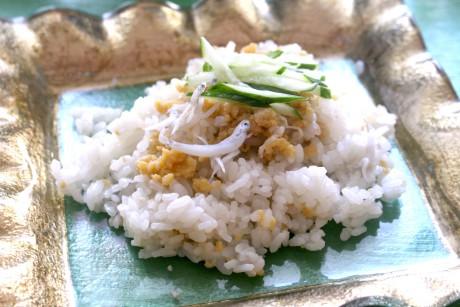 塩麹ちらし寿司、大阪、天王寺、野菜、和食、料理教室、健彩青果、大畑千弦、レシピ
