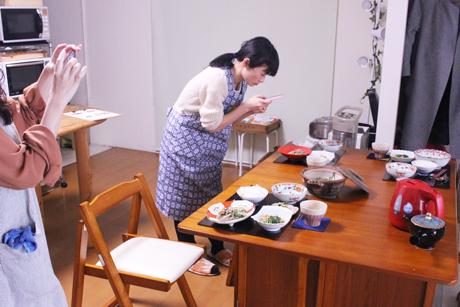 大阪、天王寺、健康、野菜、和食、料理教室、健彩青果、大畑千弦、レシピ