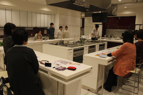 170122あべのハルカス近鉄本店料理教室なにわの伝統野菜12