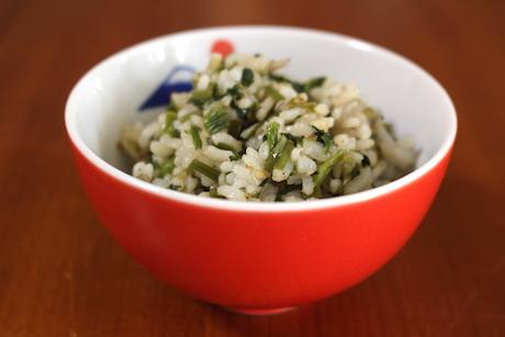 せり、春の七草、ご飯、レシピ、大阪、天王寺、健康、野菜、和食、料理教室、健彩青果、大畑千弦