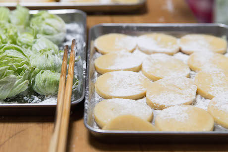 たけのこふきのとう香川農家料理教室3