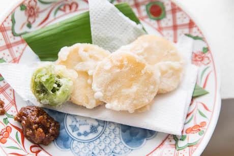 たけのこふきのとう香川農家料理教室5