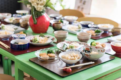 たけのこふきのとう香川農家料理教室6