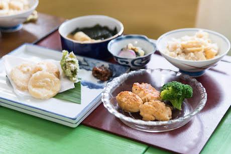 たけのこふきのとう香川農家料理教室8