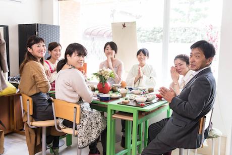 たけのこふきのとう香川農家料理教室9
