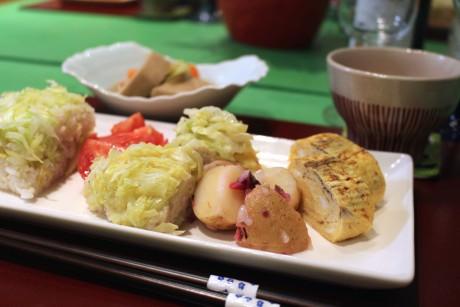 リースリングと和食