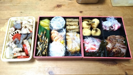 大阪、おせち教室、おせち、手作り