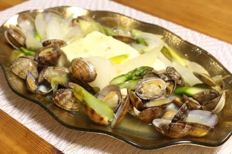 あんかけ豆腐、大阪、天王寺、健康、野菜、和食、料理教室、健彩青果、大畑千弦、レシピ、大畑ちつる