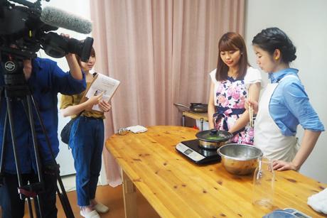 やさい料理研究家、大阪、天王寺、健康、野菜、和食、料理教室、健彩青果、大畑千弦、レシピ、大畑ちつる、やさい