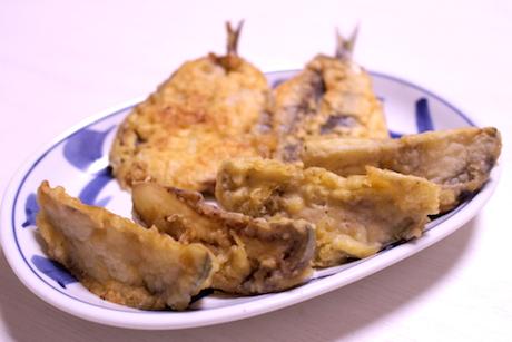 大畑ちつる、やさい料理研究家、大阪料理教室、天王寺料理教室、いわし、ぬか、レシピ、和食、新ショウガ、野菜、大阪なす、やさい料理教室、天ぷら、イワシ、ビール、水なす