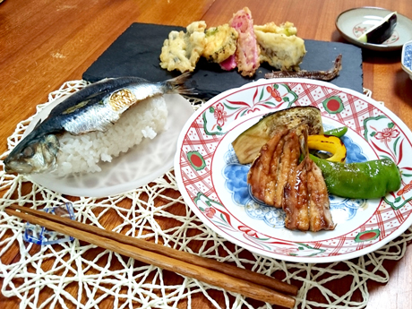 やさい、大阪、天王寺、健康、野菜、和食、料理教室、健彩青果、大畑千弦、レシピ、水ナス